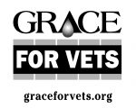 Grayscale GFV Logo with Web